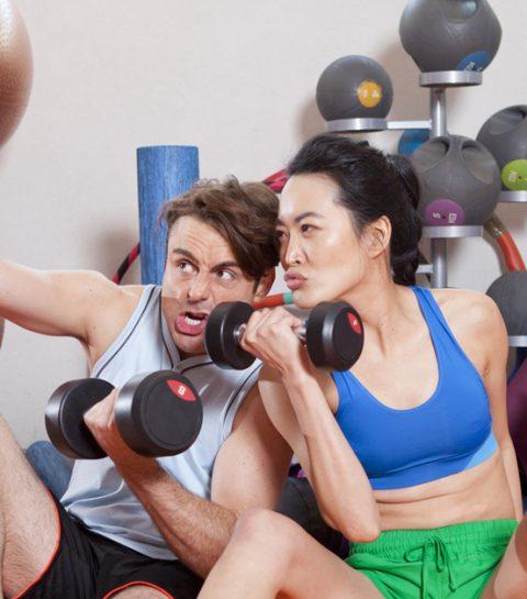 Dit zijn de 10 meest gehate sportoefeningen