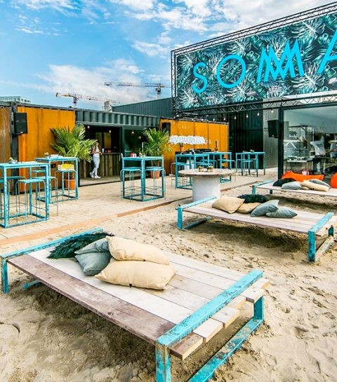 Afspraak 22 juli bij Sommar in Antwerpen!