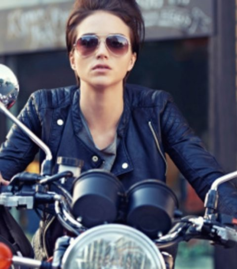 Beautytips voor motor chicks