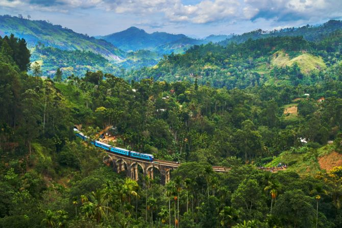 sri lanka trein reizen ecologisch duurzaam vakantie