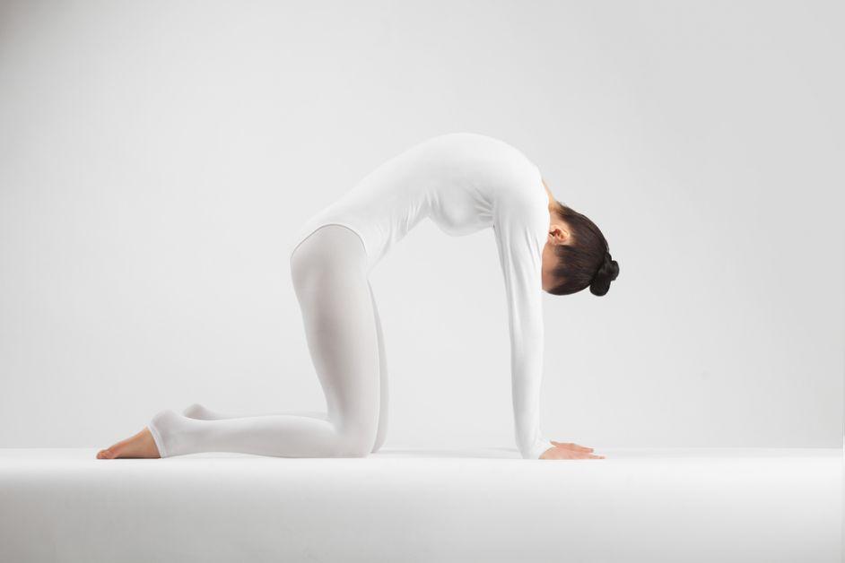 yoga pose kat
