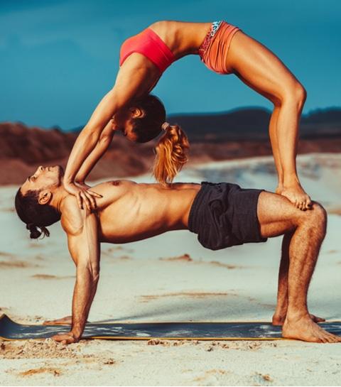 5 yoga oefeningen voor een beter seksleven
