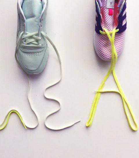 Zo gaan je sportschoenen langer mee