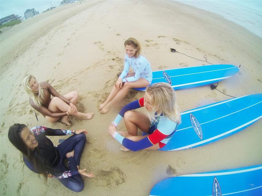 surfen knokke