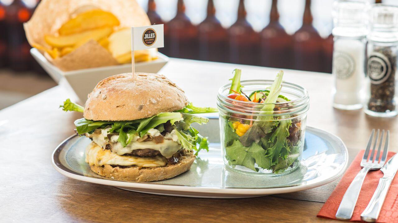 Jill Beer & Burgers