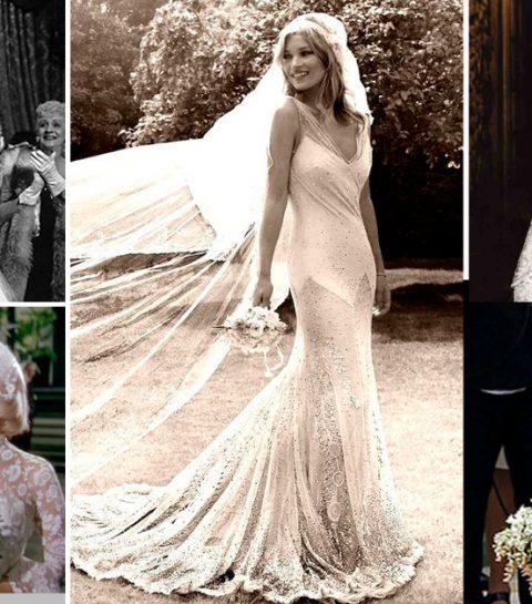 ZIEN: 100 jaar bruidsmode