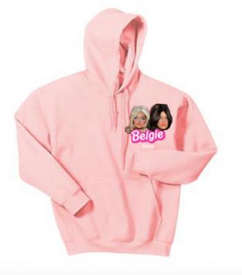 Belgie sweater Bella Gigi Hadid 1