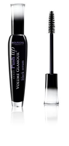 Volume Glamour Effet Push Up Black Serum Mascara van Bourjois, 14,49 €