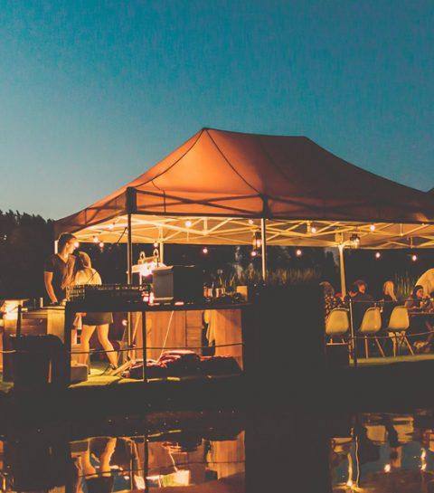 Must do: dineren op een meer