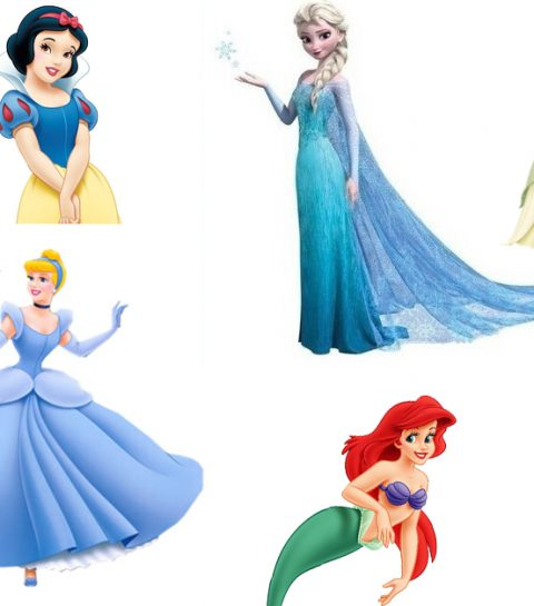 Dit is de populairste Disney prinses