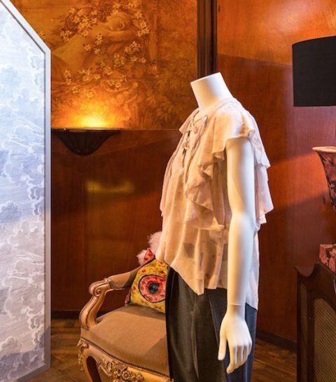 Binnenkijken in de gloednieuwe Enes boetiek in Antwerpen