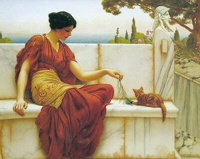 Grecian Woman