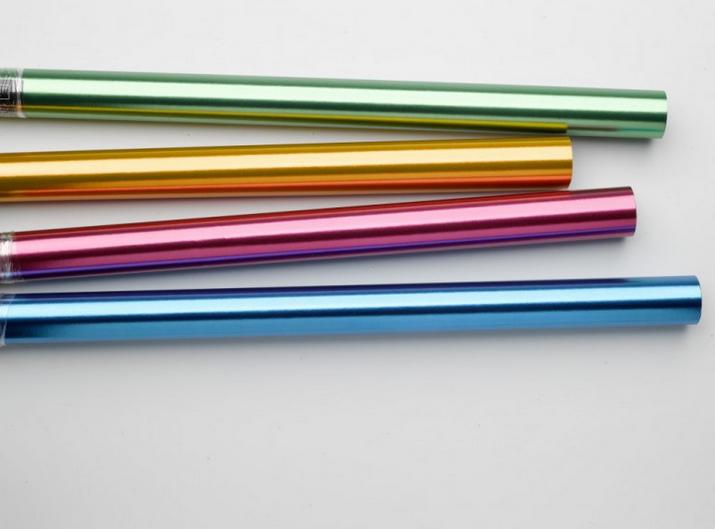 Metallic kaftpapier, 1,74 euro