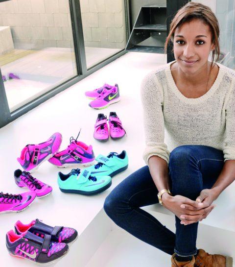 In de schoenendressing van Nafi Thiam