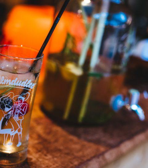 5 x cocktails met Almdudler