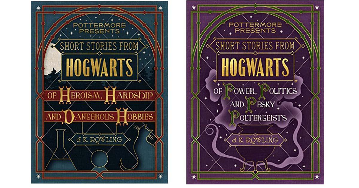 harry potter nieuwe boeken