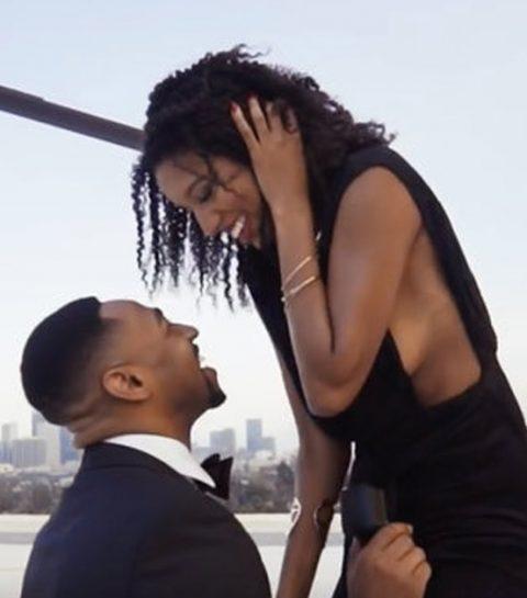 ZIEN: Dit huwelijksaanzoek laat niemand onberoerd