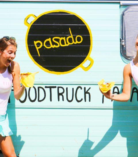 De wereld rond in stijl met foodtruck Pasado