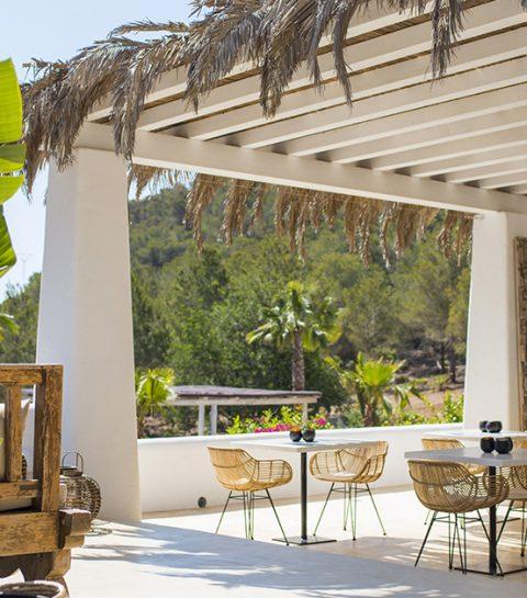Pure House Ibiza: hip boutique hotel in het hart van het Witte Eiland