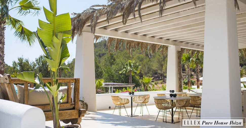 Pure house ibiza hip boutique hotel in het hart van het for Hip boutique hotels