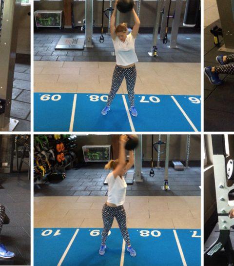 Gym Class Heroes: Isabelle bij de personal coach -deel 2