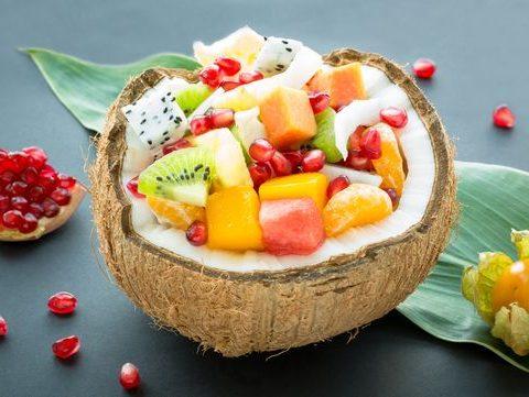 salade-fruits : recept