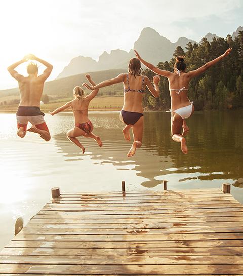 Dit zijn de mooiste openluchtzwembaden en zwemvijvers van België