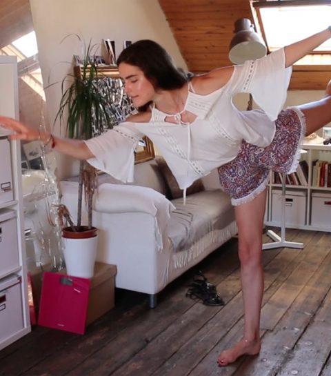 A Model Life: Daphne Velghe