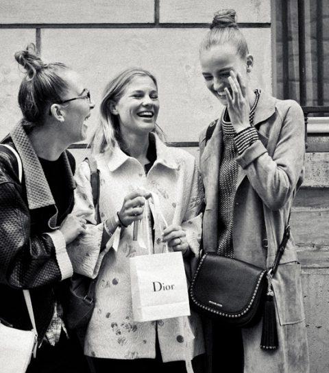 Pancake Chats: de modeweek van Ine Neefs en Jessie Van Osselt