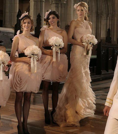 Bewezen: dit is de meest succesvolle bruidsmeisjesjurk ter wereld