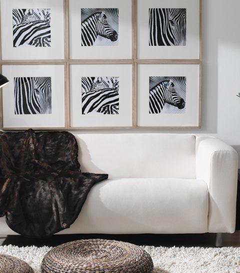 Dit is de eenvoudigste make-over voor je interieur