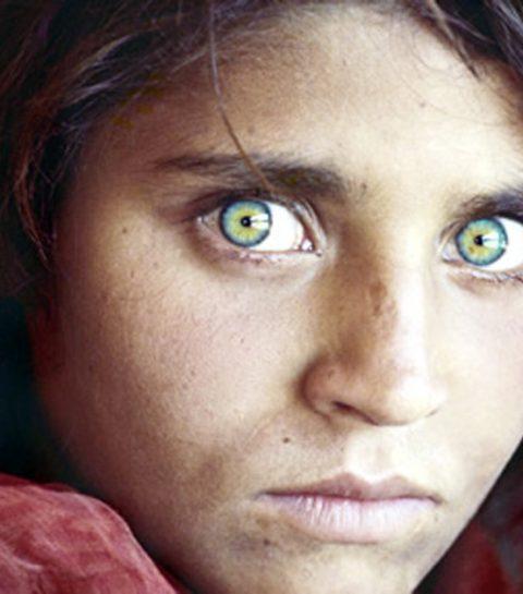 Het meisje met de groene ogen is gearresteerd