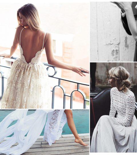 Verzameld: dit zijn de 25 allermooiste bruidsjurken op Pinterest