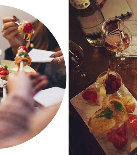 Antwerpen krijgt eigen pasta paradijs