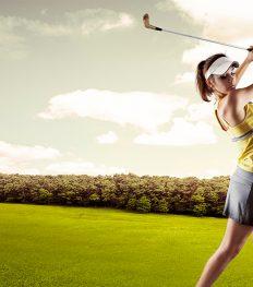 Bekijk alle foto's van de laatste editie van de ELLE Golf Cup