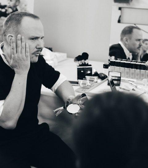 Beauty chats: de modeweek van Peter Philips