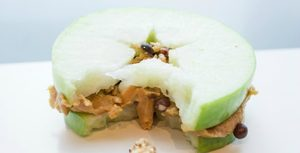 snack_pindakaas_healthy_recept_appel