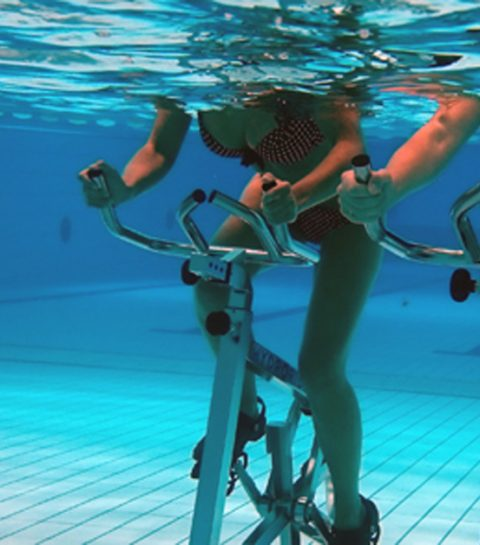6 redenen waarom aquabiken goed voor je is