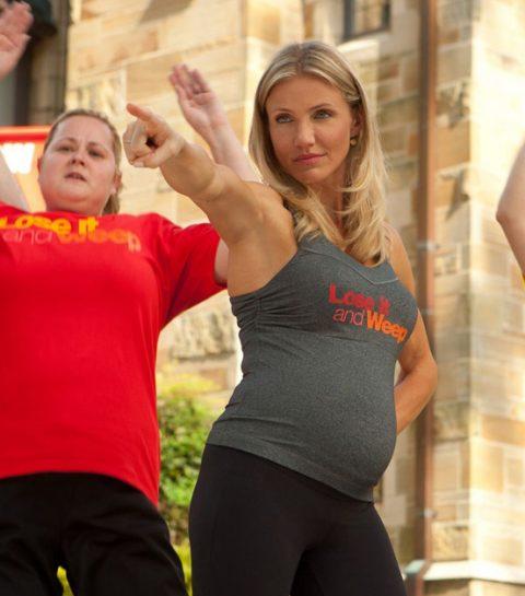 Workout special: hoe overleeft je strakke buik een zwangerschap?