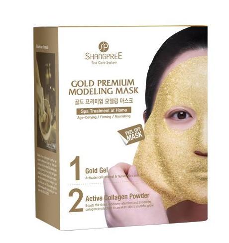 Gold Premium Modeling Mask van Shangpree
