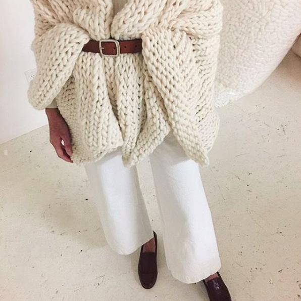 Maurice knitwear made by bernadette wollen cardigan breigoed ln knits wol