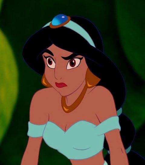 Waw: dit is de echte prinses Jasmine