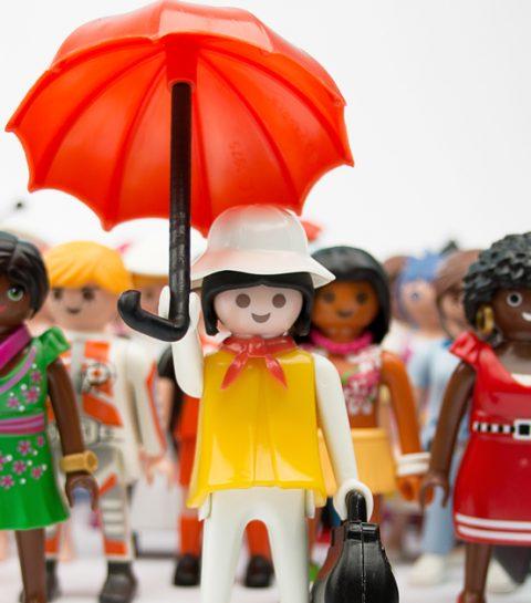 Playmobil vrouw wordt 40: 6 weetjes