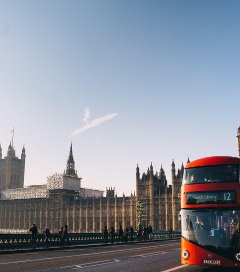 10 X kerstshoppen in Londen