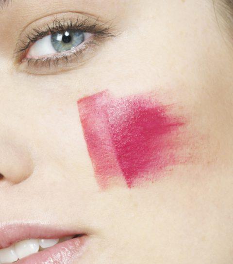 Draping: blush maakt comeback
