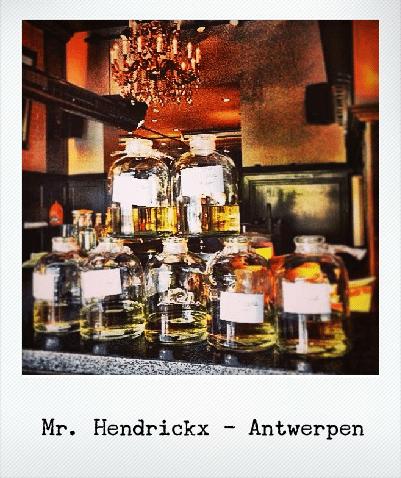 Deze apotheek in Antwerpen is eigenlijk een Gin Tonic bar