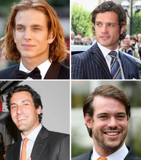 Dit zijn de 10 knapste royals ter wereld