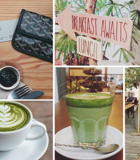 Koffiebar special: waar kan je in Antwerpen een matcha latte scoren?