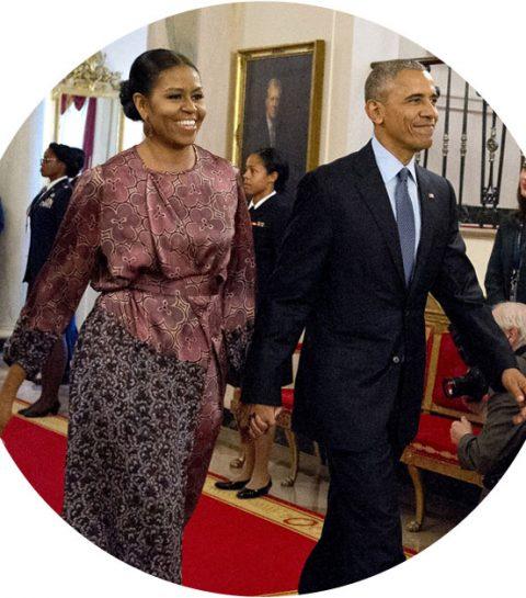Michelle Obama krijgt niet genoeg van deze Belgische ontwerper