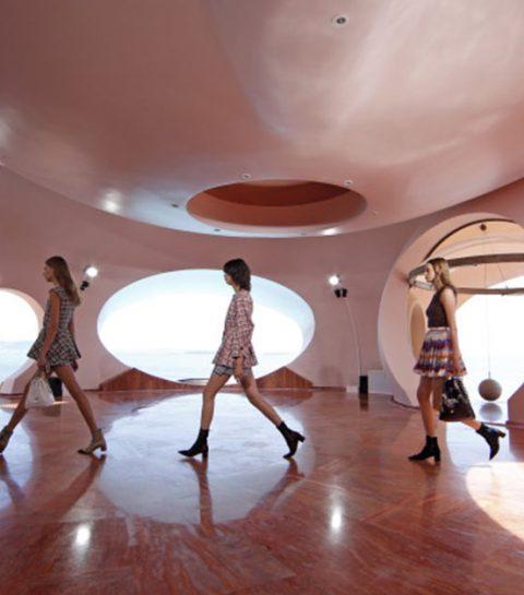 Zoom op vijf modeontwerpers en hun romance met architectuur